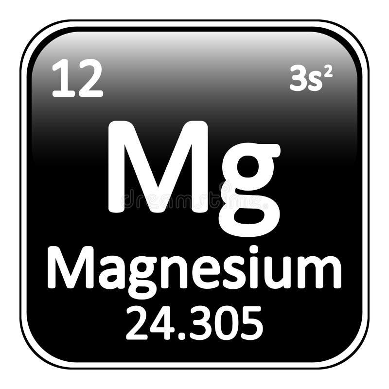 Periodic table element magnesium icon stock illustration download periodic table element magnesium icon stock illustration illustration of science laboratory urtaz Images