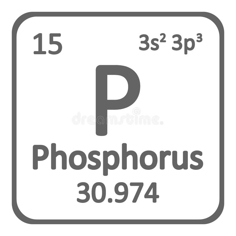 Periodic table element phosphorus icon stock illustration download periodic table element phosphorus icon stock illustration illustration of design icon urtaz Images