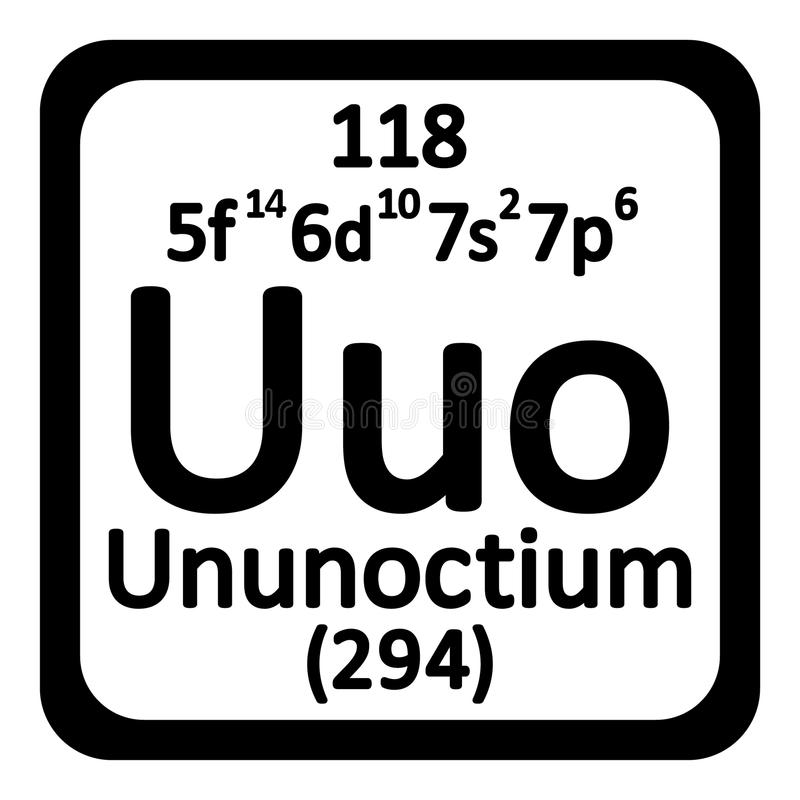 Periodic table element ununoctium icon stock illustration download periodic table element ununoctium icon stock illustration illustration of icon school urtaz Images