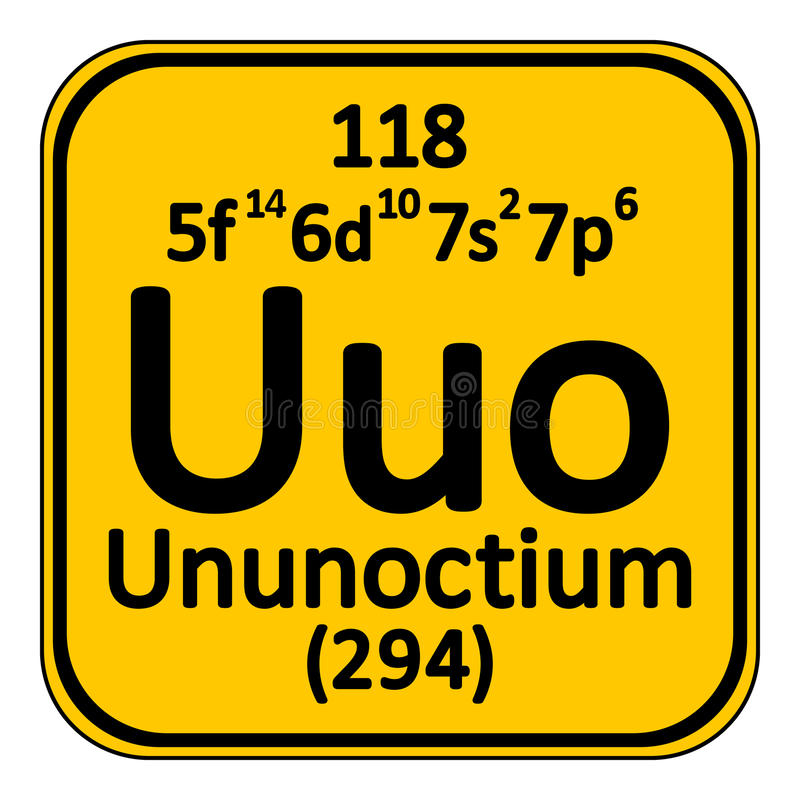 Periodic table element ununoctium icon stock illustration download periodic table element ununoctium icon stock illustration illustration of graphic electron urtaz Images