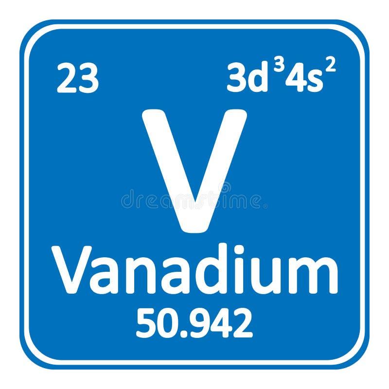 Periodic table element vanadium icon stock illustration download periodic table element vanadium icon stock illustration illustration of caution physics urtaz Choice Image