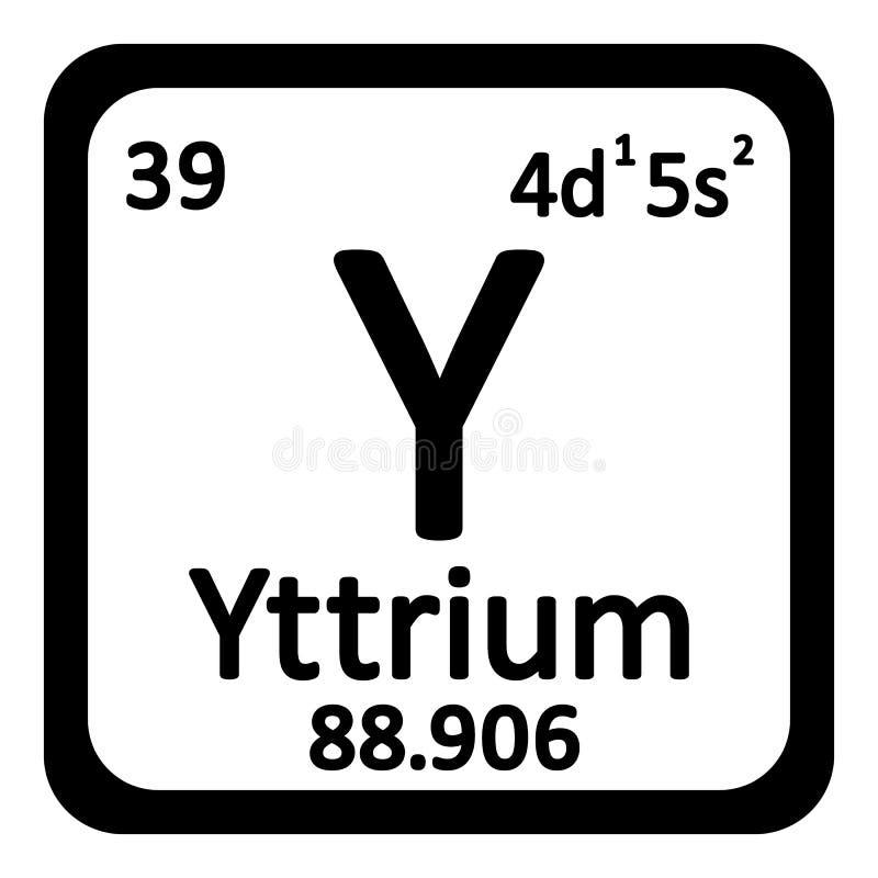 Periodic table element yttrium icon stock illustration download periodic table element yttrium icon stock illustration illustration of primordial button urtaz Choice Image