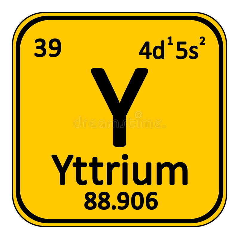 Periodic table element yttrium icon stock illustration download periodic table element yttrium icon stock illustration illustration of proton laboratory urtaz Images