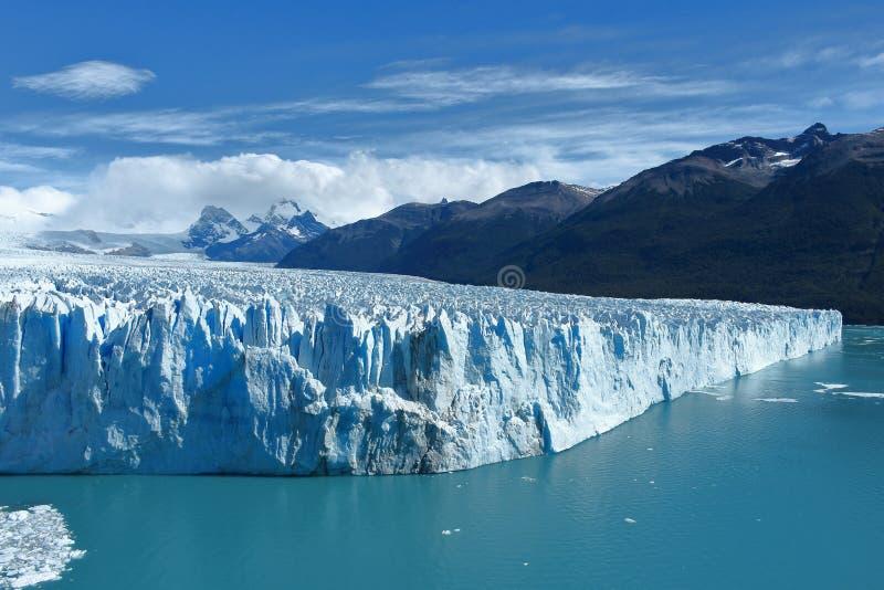 Perito Moreno fotografía de archivo libre de regalías