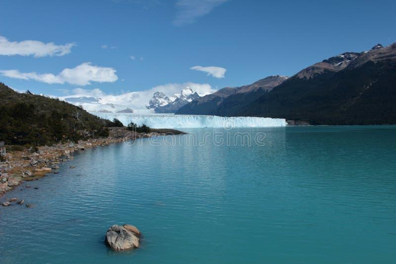 Perito Moreno imagen de archivo