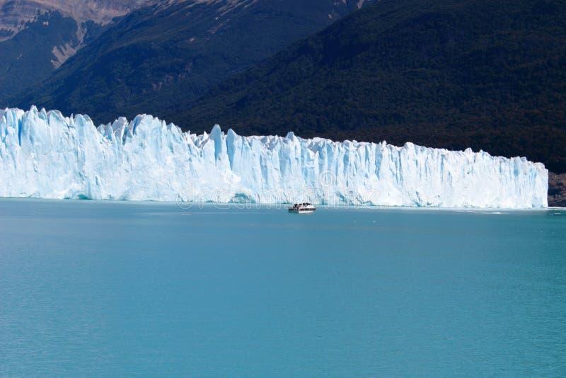 Perito Moreno fotos de archivo libres de regalías