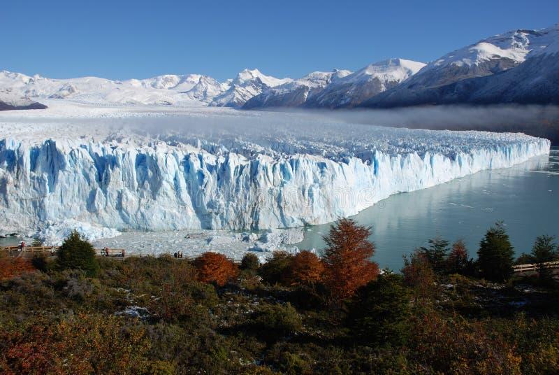 Perito Moreno stock image