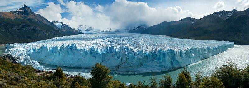 Perito Moreno Glacer, Argentine. photos stock