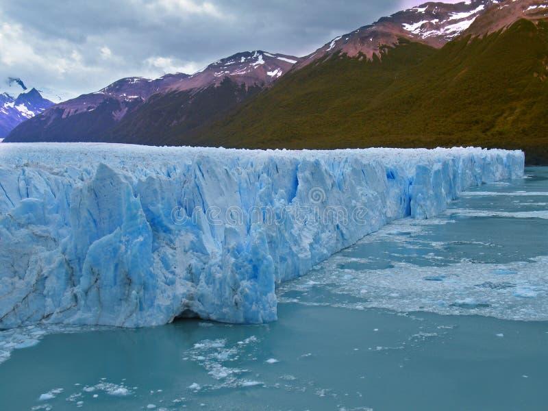 Perito Moreno Glaciar zdjęcia royalty free