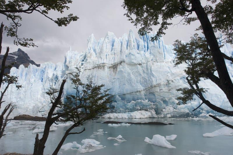 Download Perito moreno glaciar stock photo. Image of chile, global - 7332406
