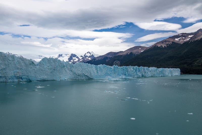 Perito Moreno Glacier στο εθνικό πάρκο Los Glaciares στην Παταγωνία - EL Calafate, Santa Cruz, Αργεντινή στοκ φωτογραφίες με δικαίωμα ελεύθερης χρήσης
