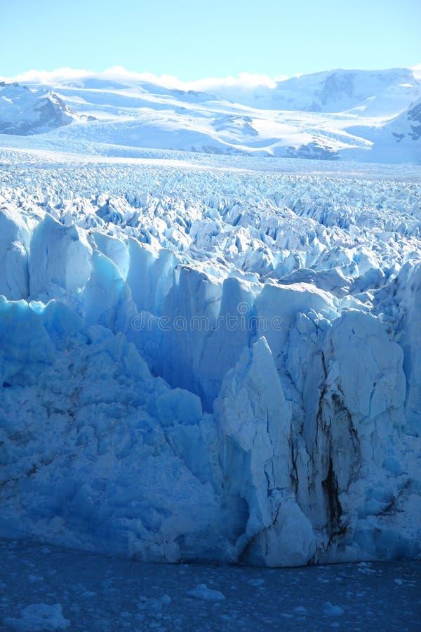 Perito Moreno Glacier στοκ φωτογραφία με δικαίωμα ελεύθερης χρήσης