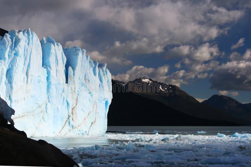 Perito Moreno Glacier foto de archivo