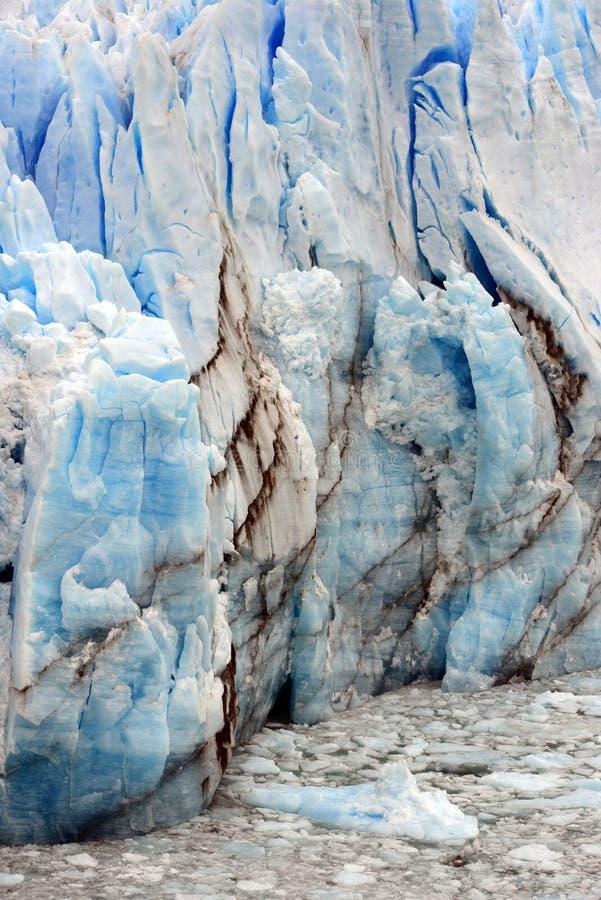 Perito Moreno Glacier immagine stock libera da diritti