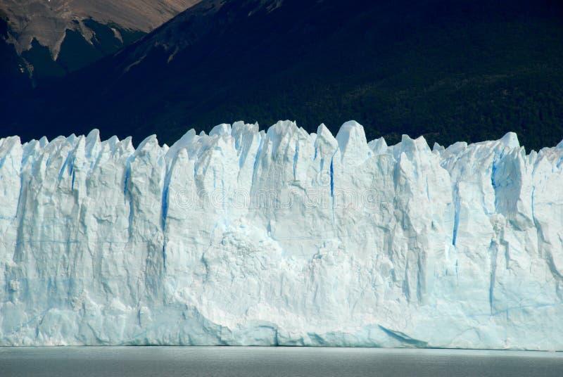 The Perito Moreno Glacier royalty free stock photos