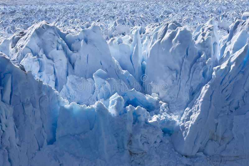 Perito Moreno Glacier - Argentina royalty free stock photos