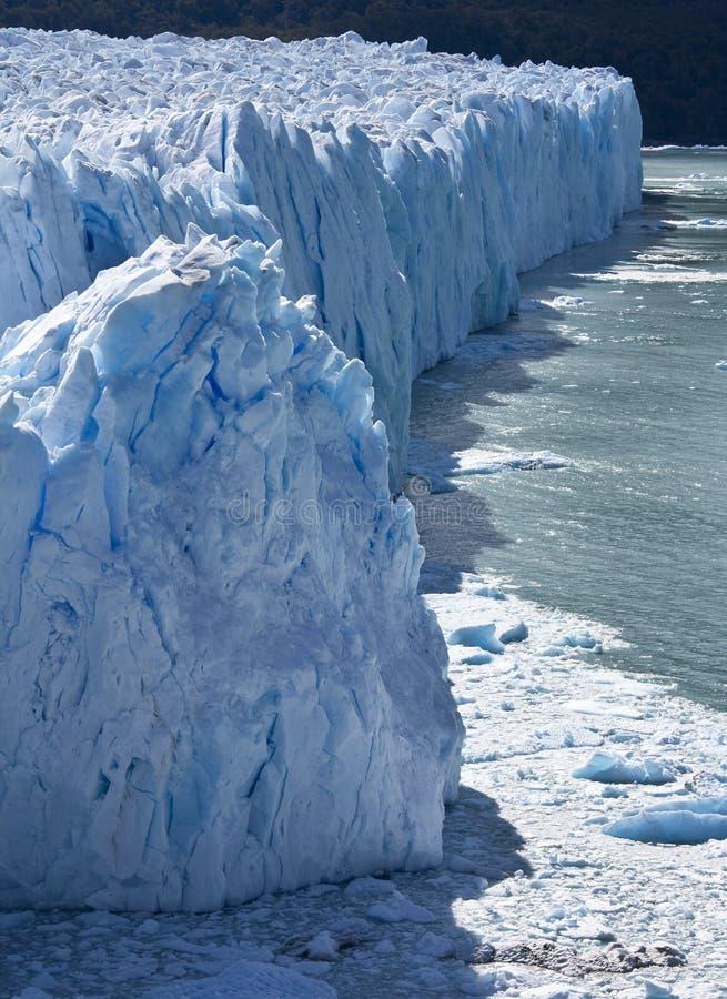 Perito Moreno Glacier - Argentina stock image