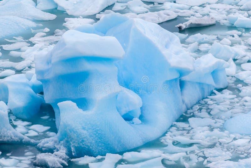 Perito Moreno Glacier Argentina fotos de archivo