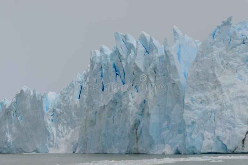Perito Moreno Glacier, Santa Cruz Argentina. royalty free stock photos