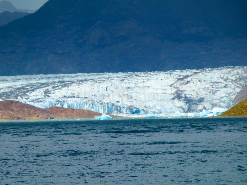 Perito Moreno Glacier royalty-vrije stock fotografie
