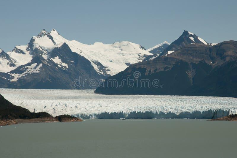Perito Moreno Glacier - EL Calafate - Argentina fotos de stock royalty free