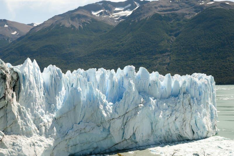 Perito Moreno Glacier - EL Calafate - la Argentina fotografía de archivo libre de regalías