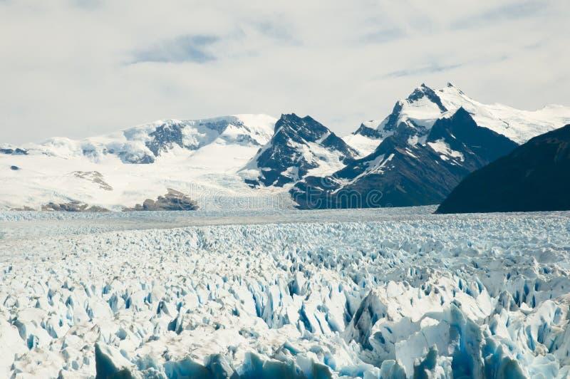 Perito Moreno Glacier - EL Calafate - la Argentina fotos de archivo libres de regalías