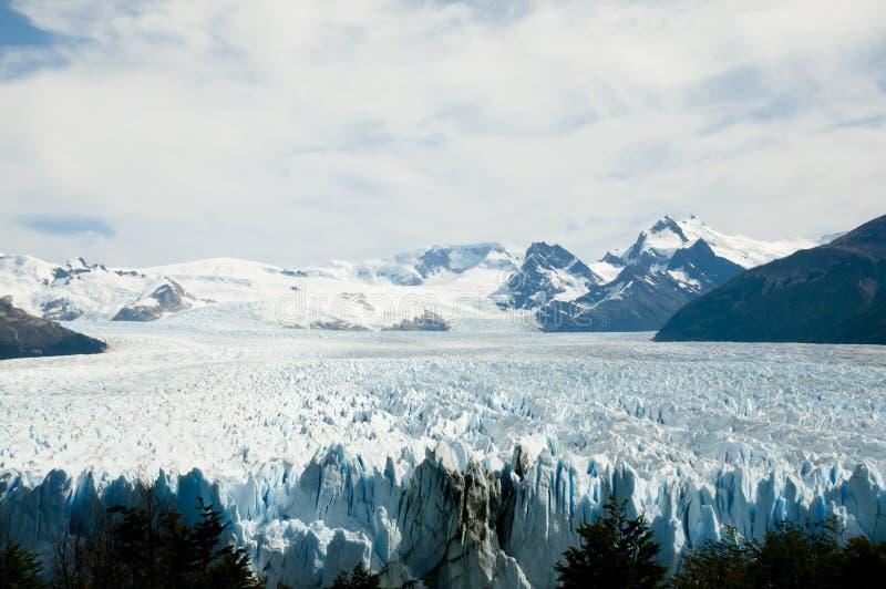 Perito Moreno Glacier - EL Calafate - la Argentina imagenes de archivo