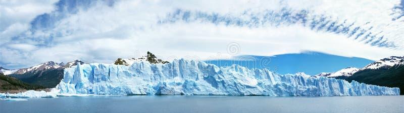 Perito Moreno Glacier, EL Calafate, parque nacional del Los Glaciares, fotografía de archivo