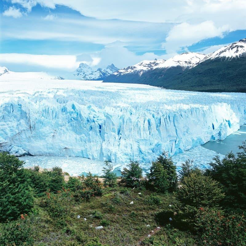 Perito Moreno Glacier, EL Calafate, parque nacional del Los Glaciares fotografía de archivo