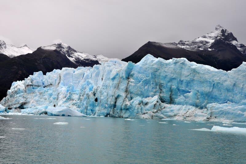 Perito Moreno Glacier - Patagonia, Argentina imagem de stock royalty free