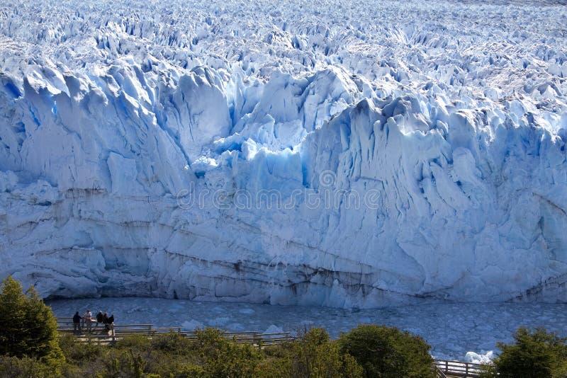 Perito Moreno Glacier - Patagonia - Argentina Editorial Stock Image