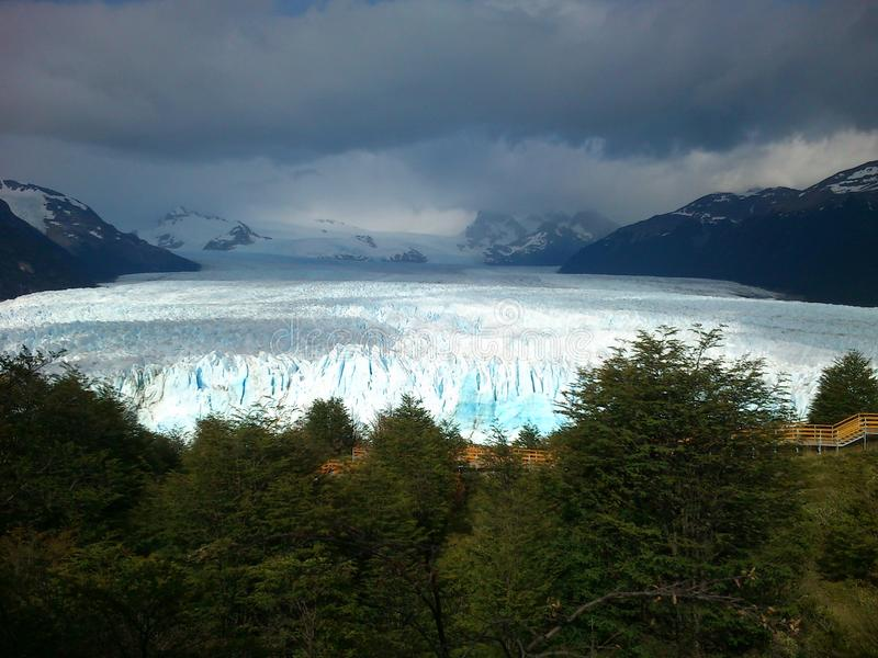 Perito Moreno Glacier stock photography