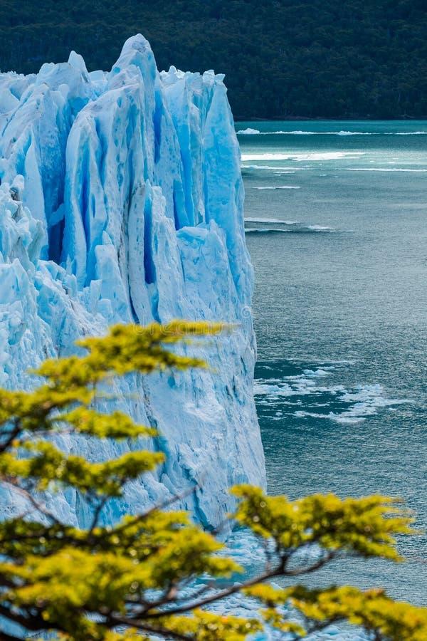 Perito Moreno Glasier imágenes de archivo libres de regalías