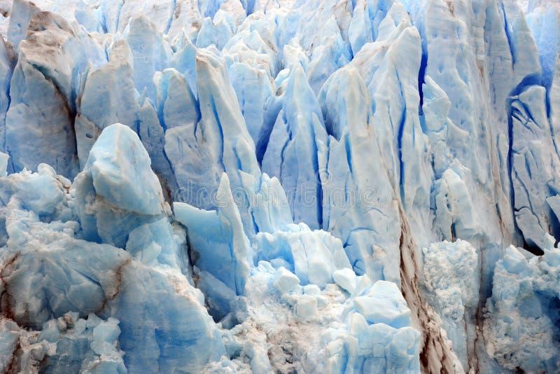 Perito Moreno lodowiec obraz royalty free