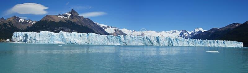 Perito Moreno lodowiec, Argentinia fotografia royalty free