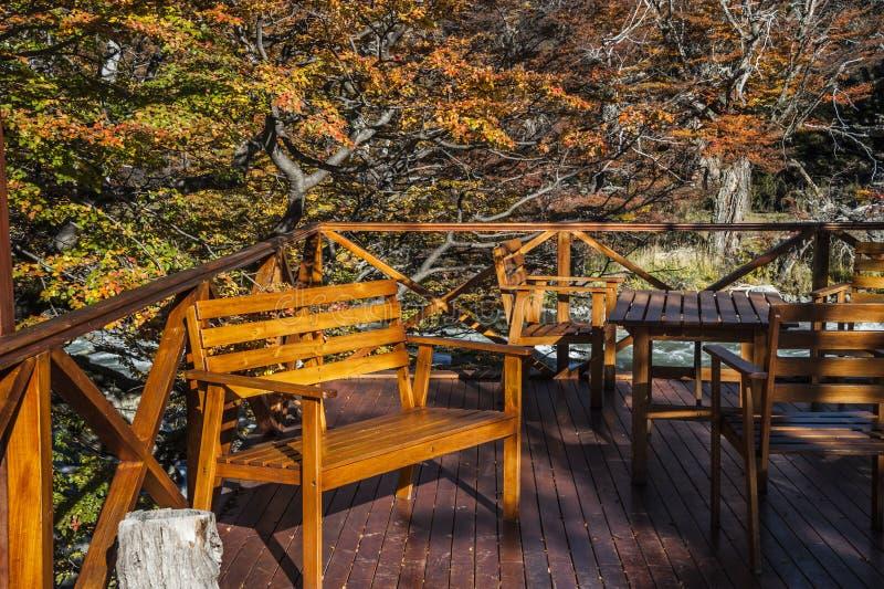 Perito Moreno National Park, Patagonia, Argentinien stockfotografie