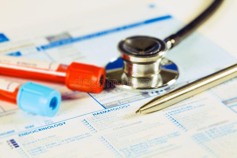 Perizia medica immagini stock libere da diritti