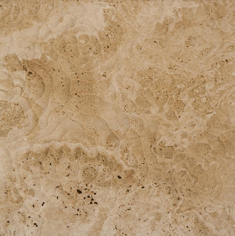 Perla classic travertine texture royalty free stock images