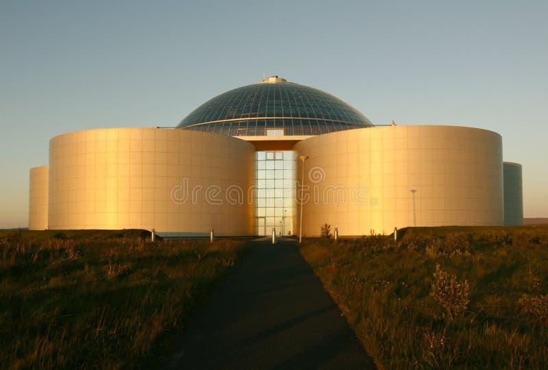 Perlan a Reykjavik fotografie stock
