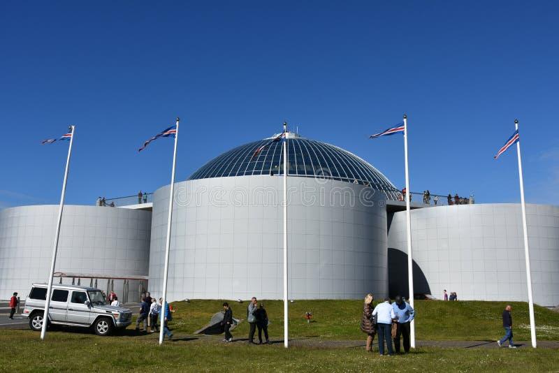 Perlan Reykjavik стоковые изображения