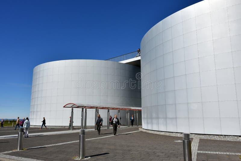 Perlan Reykjavik стоковые изображения rf