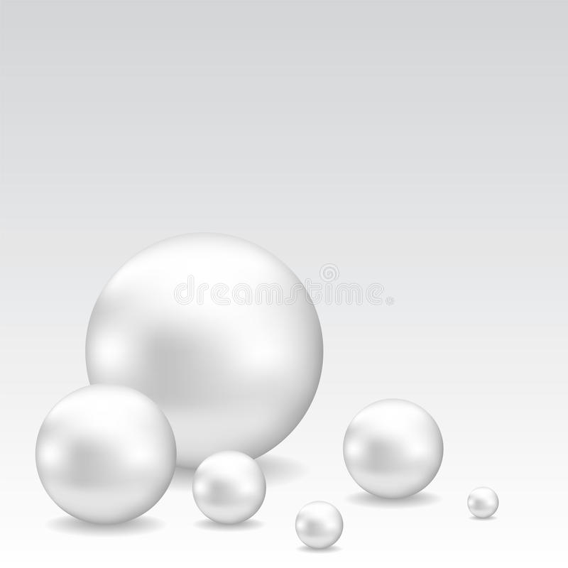 Perle vektor abbildung