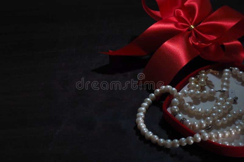 Perlen stockbild