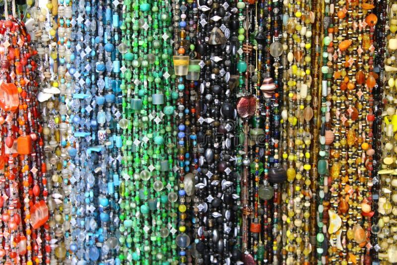 Perlen-Zusammenfassung stockfotos