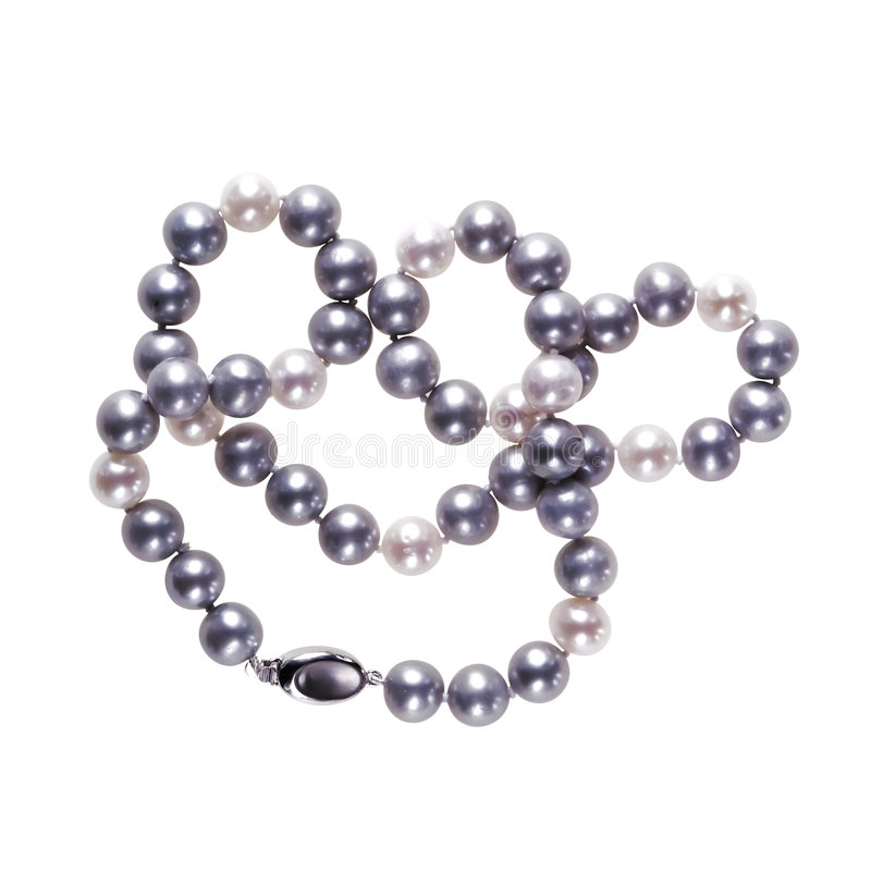 Perlenkorn stockbild