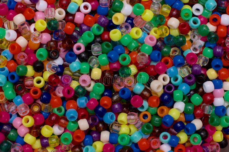 Perles de poney photographie stock libre de droits