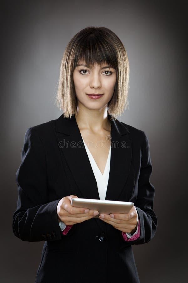 Permanência em contacto imagem de stock
