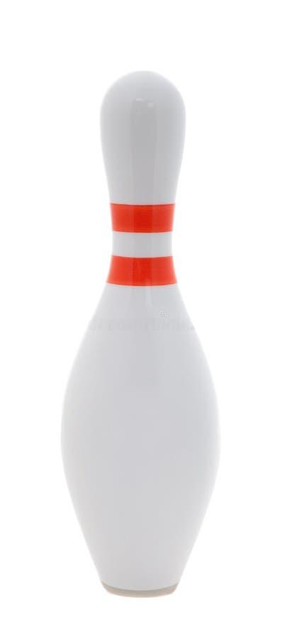 Perno di bowling immagine stock libera da diritti