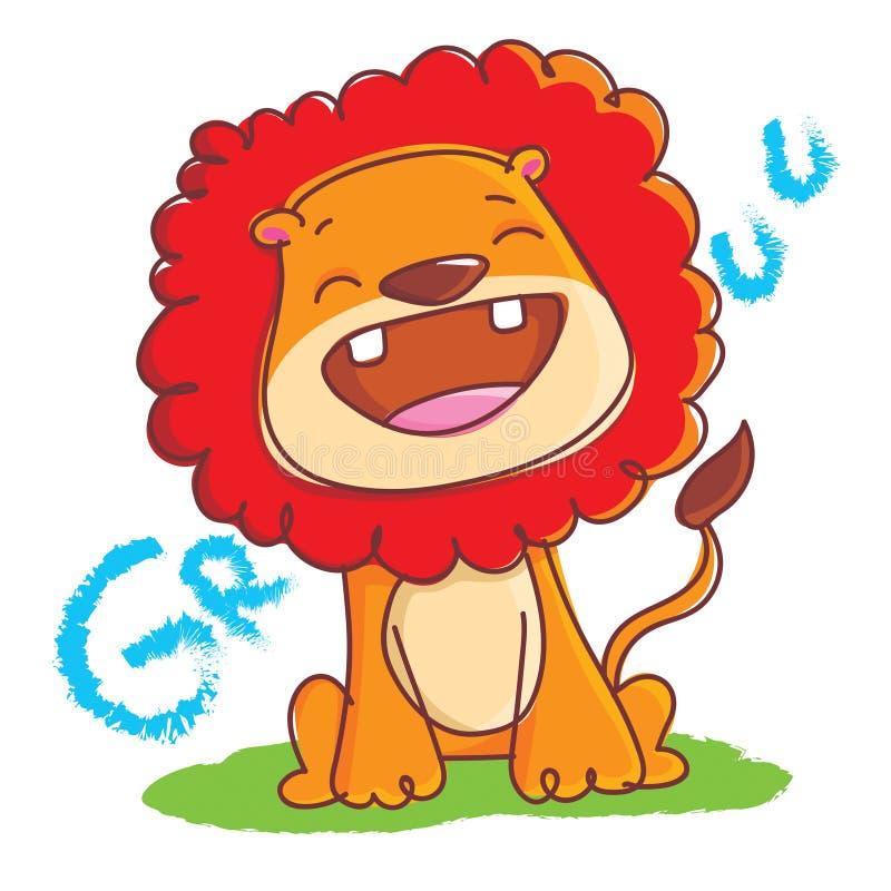 Perrito del león fotografía de archivo libre de regalías
